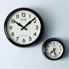 50 u0027s electric wall clock on food52