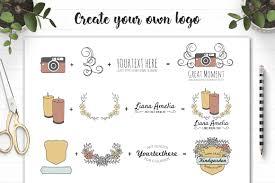 Art And Craft Studio Art And Craft Logo Creator Over 250 Ha Design Bundles