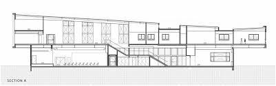 Community Center Floor Plans Gleneagles Community Center Patkau Architects Architects