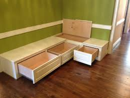 dining room bench seating with hidden storage wood crafts room dining room bench