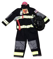 Halloween Costumes Firefighter Amazon Teetot Authentic Boys Fireman Halloween Costume