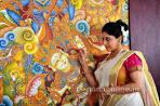 lakshmi gopalaswamy navel