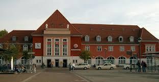 Frankfurt (Oder) station