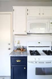 our painted cabinets u0026 counters one year later love u0026 renovations