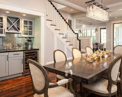 wet bar dining room houzz