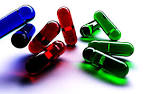 Green Blue Red Medicine Pills Desktop Free Wallpaper - 1280x800px ...