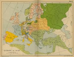 Europe After Ww1 Map by Maps