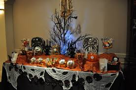 Halloween Apothecary Jar Ideas How To Create A Halloween Candy Buffet My Love Of Style U2013 My