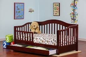 Toddler Beds Nj Dream On Me Toddler Bed With Storage U0026 Reviews Wayfair