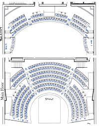 100 lyric theatre floor plan urban scale richmond richmond