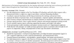 Resume Summary Examples Customer Service by Good Resume Summary Example Writing Resume Sample Writing