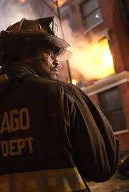 Eamonn Walker as Battalion Chief Walter Boden on      Chicago Fire       Co Starring LION Janesville   Super Deluxe    turnout gear    Shared by LION