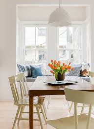 Dining Table With Banquette Refined Simplicity 20 Banquette Ideas For Your Scandinavian