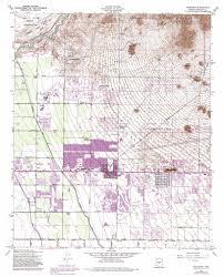 Map Az Buckhorn Topographic Map Az Usgs Topo Quad 33111d6