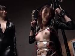 セーラー服捜査官拷問画像|
