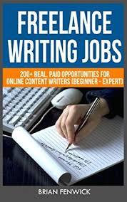online jobs writing
