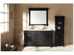 Black Distressed Bathroom Vanity by Kitchen Lowes Bathroom Vanities 60 Inch Double Sink Vanity
