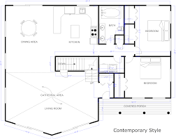 Free Software To Create Floor Plans by Blueprint Maker Free Download U0026 Online App