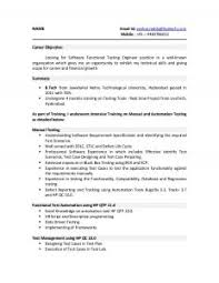 Sample Resume Of Manual Tester by Monika Resume Business Analyst And Manual Testing And Sql Sample