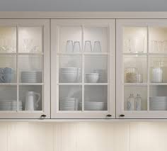 How To Install Kitchen Wall Cabinets by Putting Glass In Kitchen Cabinet Doors Voluptuo Us