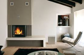 decorations modern linear fireplace surround contemporary