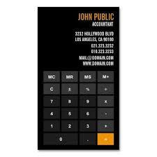 Standard Business Card Design 219 Best Accountant Business Cards Images On Pinterest Business