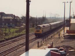 Kidlington railway station