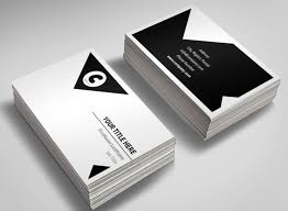 vanprint digital printing architectural firm business card