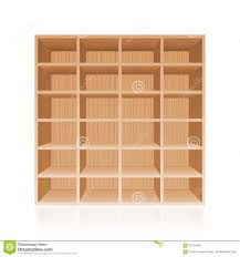White Wood Furniture Texture Rack Book Shelf Wooden Texture Stock Vector Image 57913462