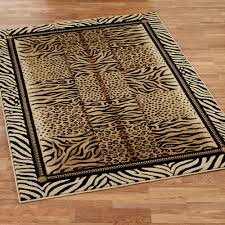 Round Bathroom Rugs by Decorating Best Cheetah Rugs And Cheetah Rug With Beautiful Shape