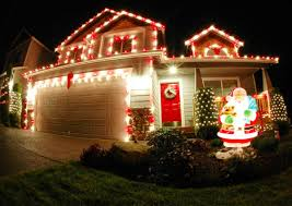 Homes With Christmas Decorations by Christmas Outside Home Decorations U2013 Happy Holidays