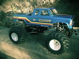 bigfoot king of the monster trucks boyer bigfoot monster truck by budhatrain rccrawler