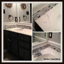 Bathroom Backsplash Ideas by Bathroom Black Splash Tile Wall Backsplash Shower Backsplash