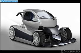 All Renault Models Renault Twizy By Dorian Evlist It Electronic Vehicles