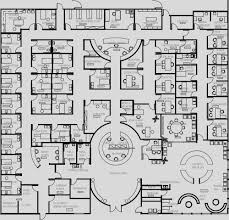 sample 5 physician floor plan at medical pavilion south class a