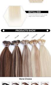 Itip Hair Extensions Wholesale by Cheap 30 Sell 20inch Straight Human Hair Extension Ombre Two
