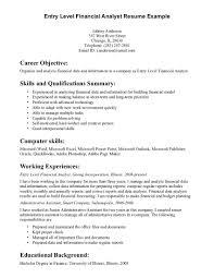 Financial Resume Sample by Resume Advisor Example Investment Advisor Resume Resumes Design