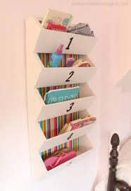 Free Woodworking Plans Wall Shelf by Ana White Hanging Wood Wall Bins Diy Projects