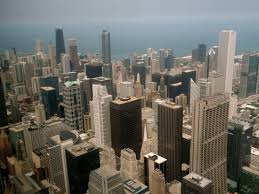 file north view from the skydeck of sears tower jpg wikimedia