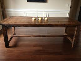 build dining room table 5 diy farmhouse table projects bob vila
