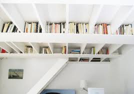 Praktisk förvaring böcker