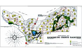 Colorado Unit Map by Colorado Mountain Land