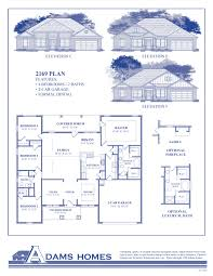 Home Builder Floor Plans by North Carolina Home Builders House Plans