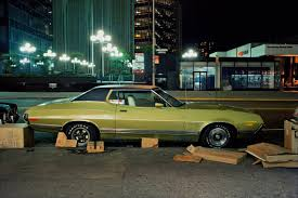 the urban lens langdon clay u0027s 1970s photographs of automobiles