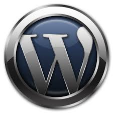 WordPress 3d logo