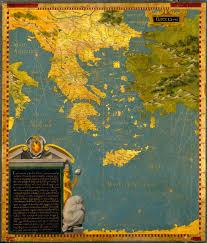 Google Maps Greece by File Stefano Bonsignori Hellenic Peninsula Greece Albania