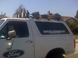 Ford Explorer Roof Rack - ok who makes a roof rack ford bronco forum
