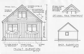 Small Cabin Floor Plans Free 20x30 Cottage