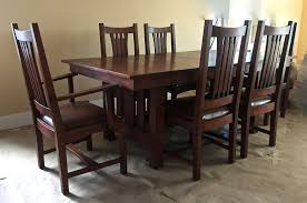 Craftsman Style Dining Room Furniture Dining Room Palouse Customwoodworks