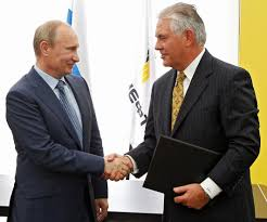 tillerson steps up on syria russia after avoiding spotlight